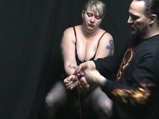 Harlye synn extremity bondage basics