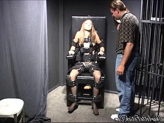 Self bondage throne
