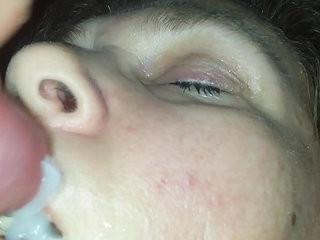 Sleeping blowjob