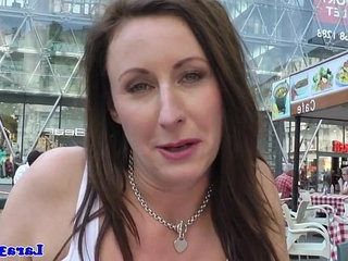 Pussylicked british mature babe masturbating her pussy