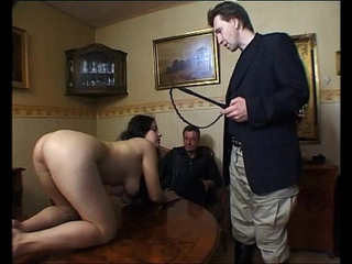 The house of pain submissive girl humiliated and spanked